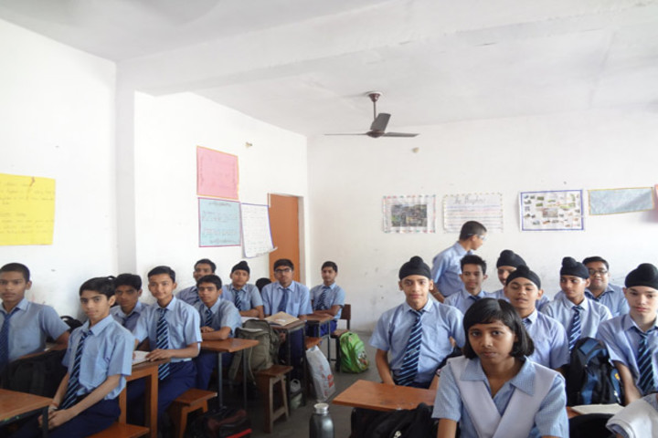 St Anthony Public School-Classroom