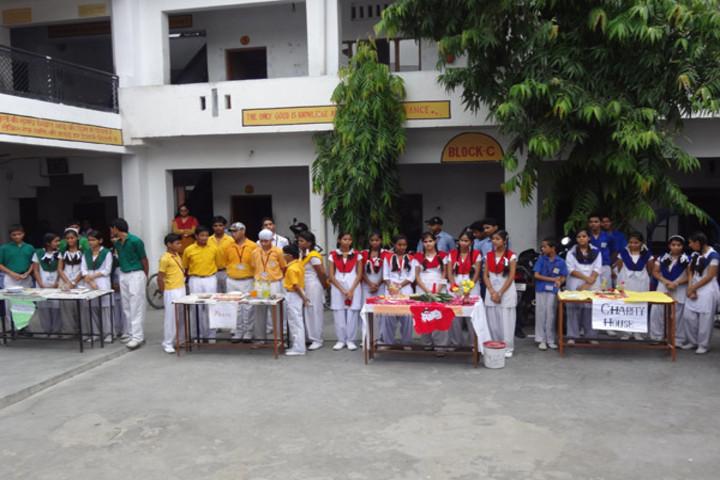 St Anthony Public School-Exhibition