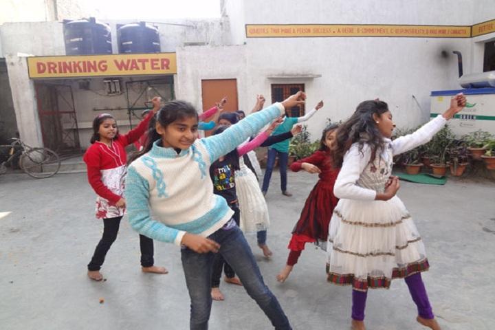 St Anthony Public School-Dance Performancee