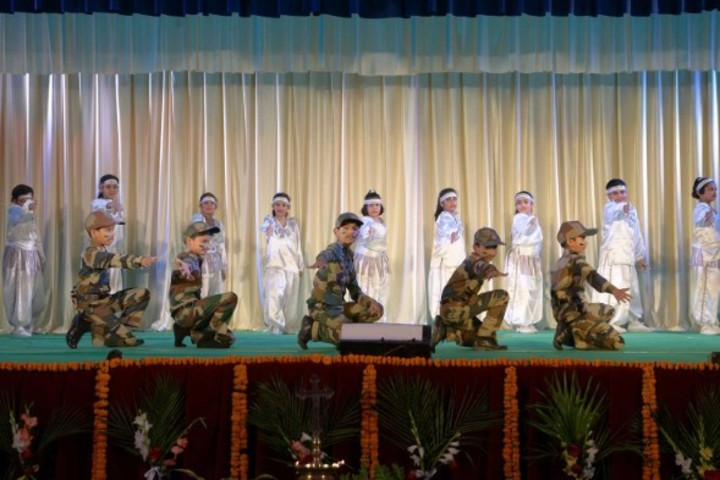 St Anthony S School-Annual Function