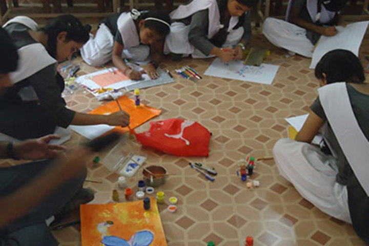 St Anthony S School-Art Class