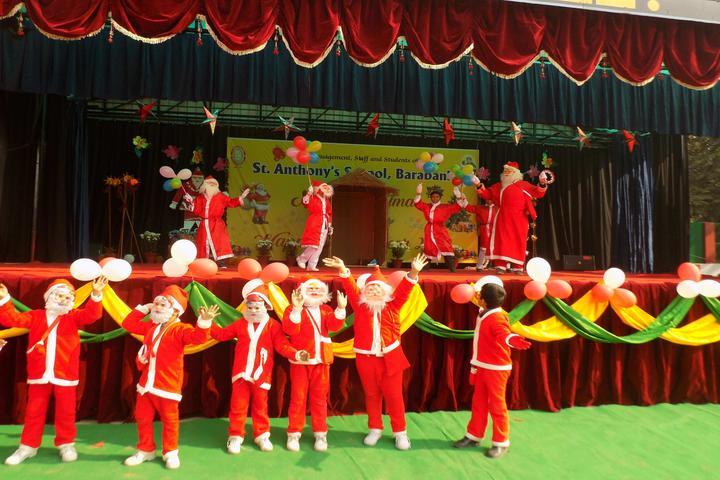 St Anthony S School-Christmas Celebrations