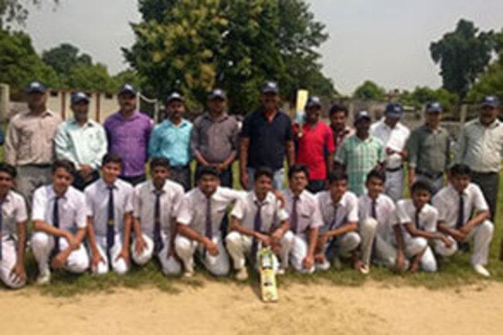 St Anthony S School-Cricket
