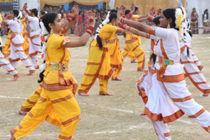 St Anthony S School-Cultural Fest