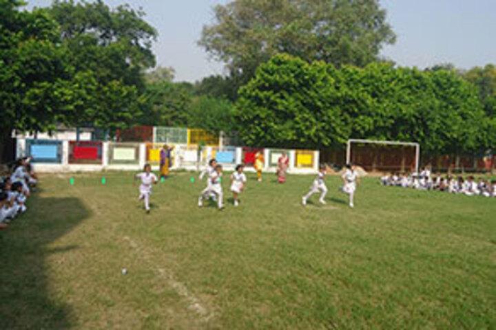 St Anthony S School-Play Ground