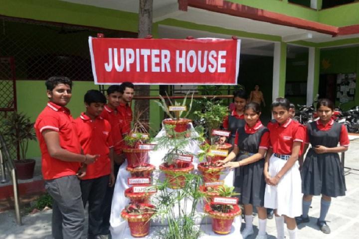 St. Anthonys Senior Secondary School-Jupiter House