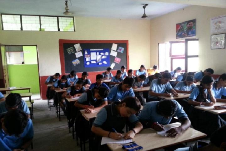 St. Anthonys Senior Secondary School-classroom