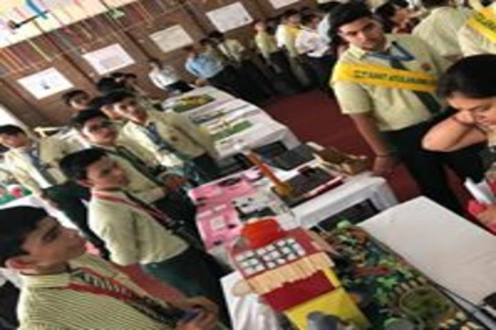 St Atulanand Convent School-Exhibition