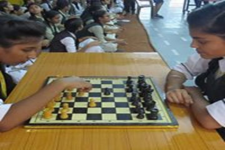 St Atulanand Convent School-Indoor Games
