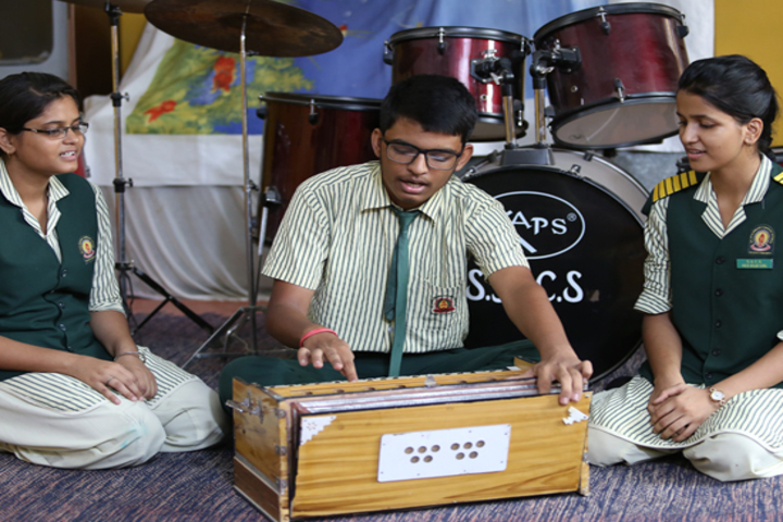 St Atulanand Convent School-Music Room