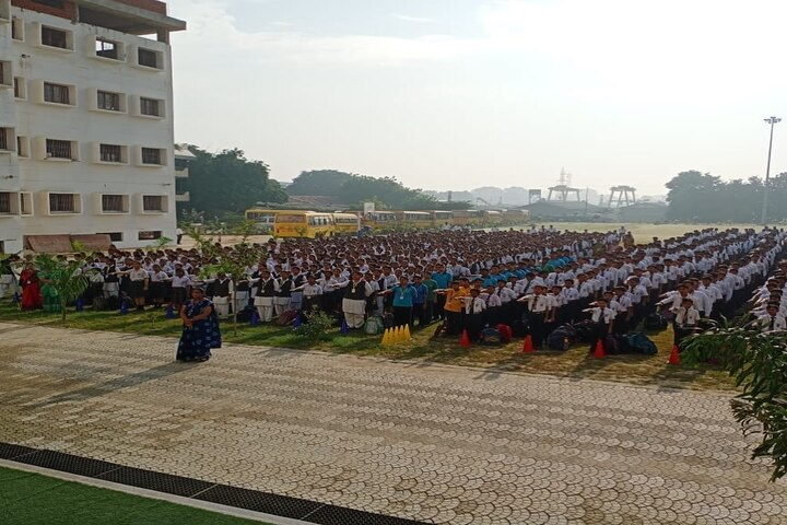 St Atulanand Convent School-Assembly