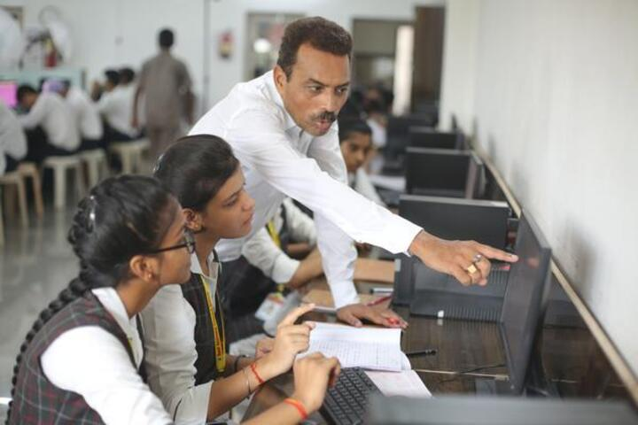 St Atulanand Convent School-Computer Lab