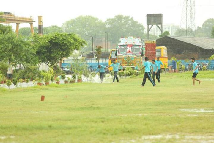 St Atulanand Convent School-Play Ground