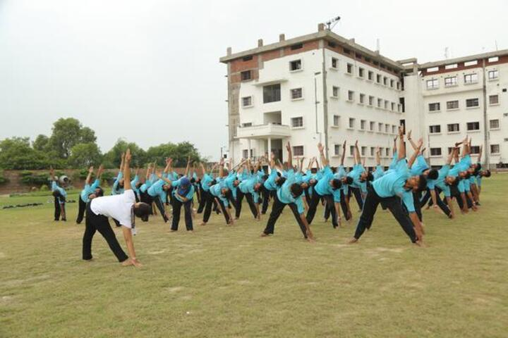 St Atulanand Convent School-Yoga