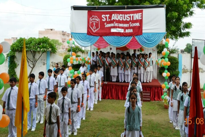 St Augustine School-Independence Day