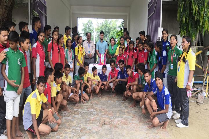 St C F Andrews School-Event