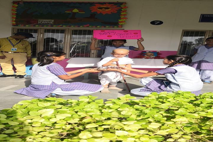 St C F Andrews School-Gandhi Jayanthi