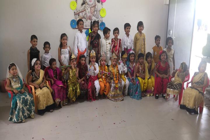 St C F Andrews School-Janamastimi