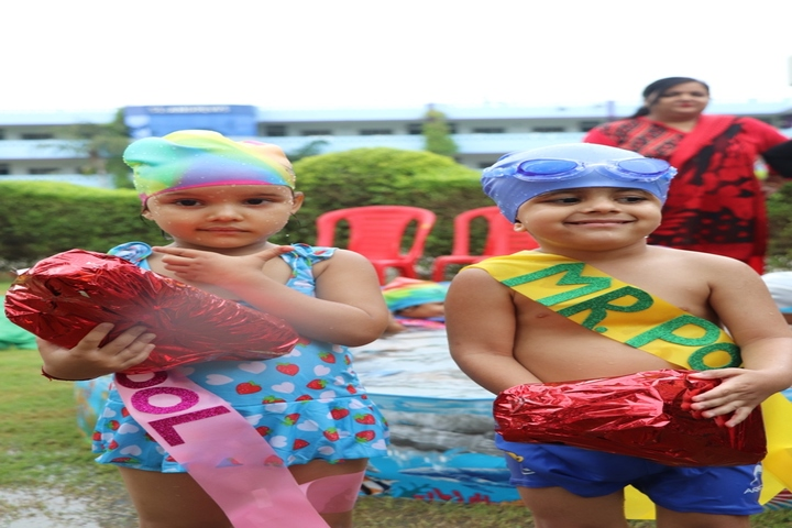 St C F Andrews School-Pool Party