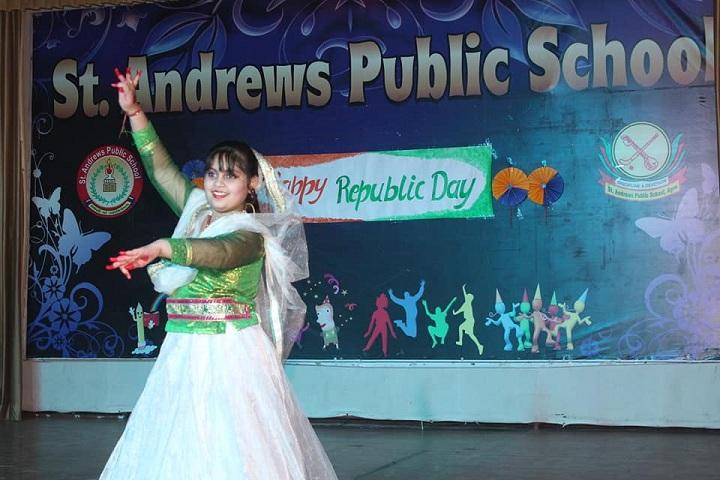 St C F Andrews School-Dance