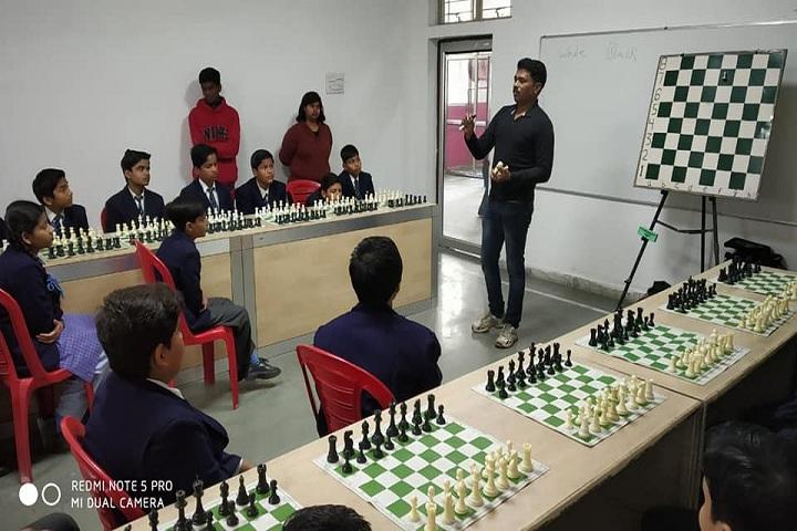 St C F Andrews School-Chess Room