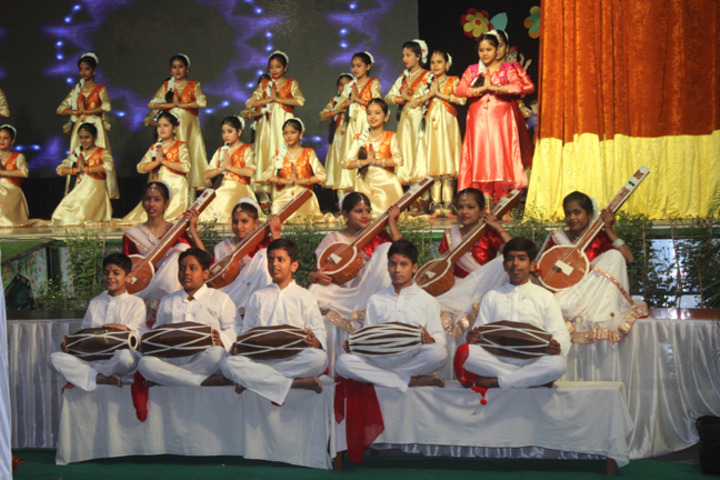 St Clares High School-Annual Day