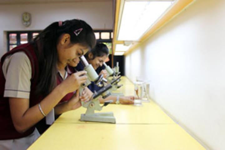 St Clares High Schoolio Lab