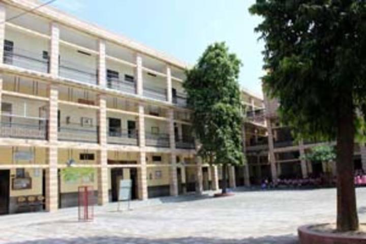 St Clares High School-Campus