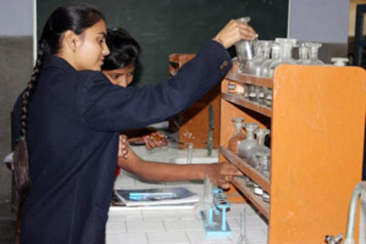 St Clares High School-Chemistry Lab