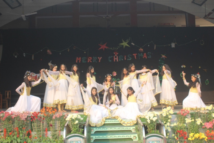St Clares High School-Christmas Celebrations