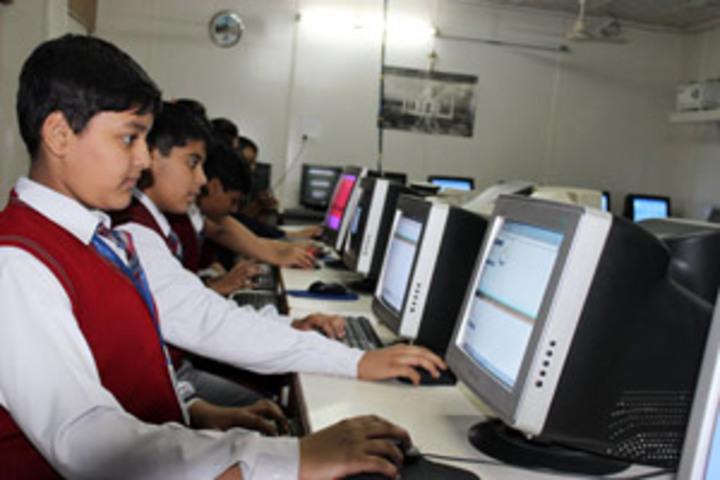 St Clares High School-IT Lab