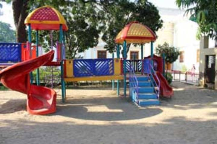 St Clares High School-Kids Play Area