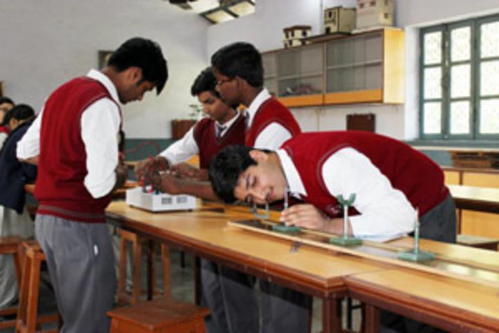 St Clares High School-Physics Lab