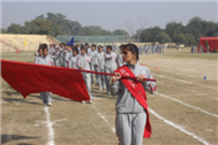 St Clares High School-Sports Day