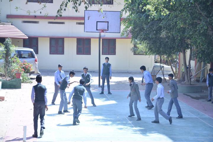 St Dominics Academy-Basket Ball Court
