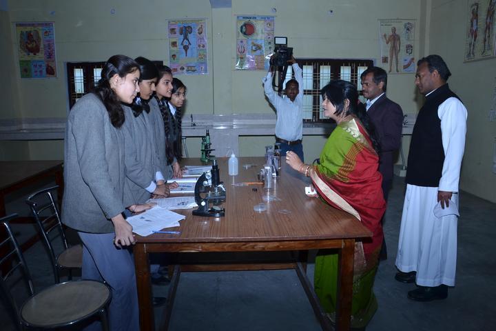 St Dominics Academy-Bio Lab
