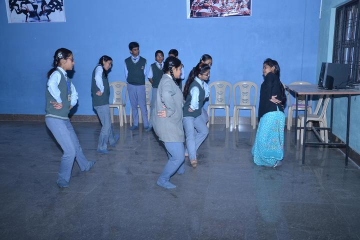 St Dominics Academy-Dance Room