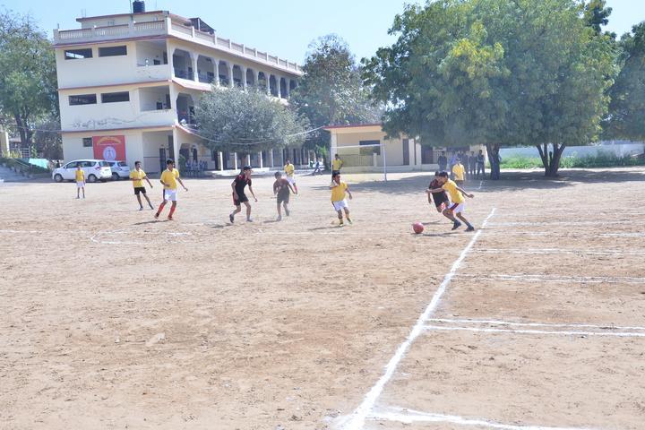 St Dominics Academy-Foot Ball