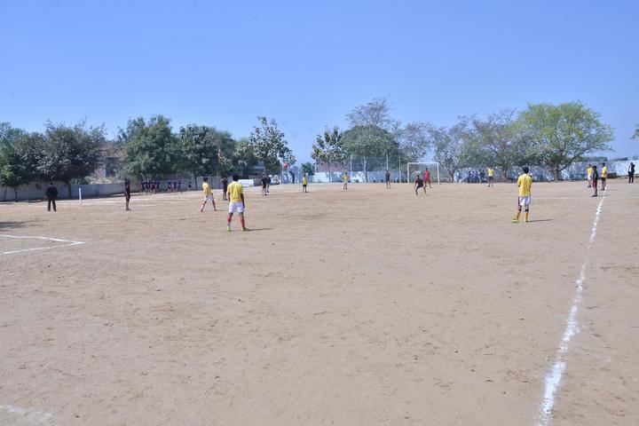St Dominics Academy-Play Ground