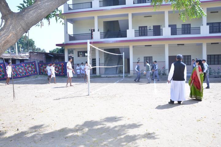 St Dominics Academy-Volly Ball