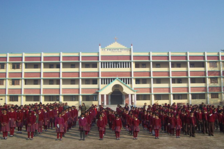St Francis School-Assembly