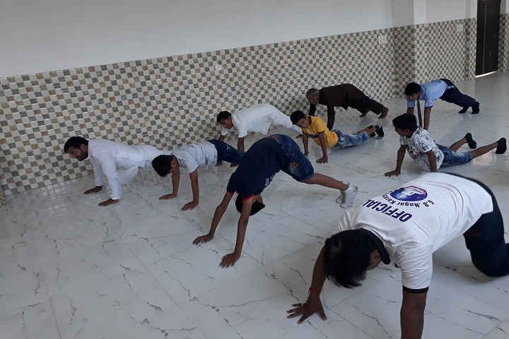 St George School-Yoga
