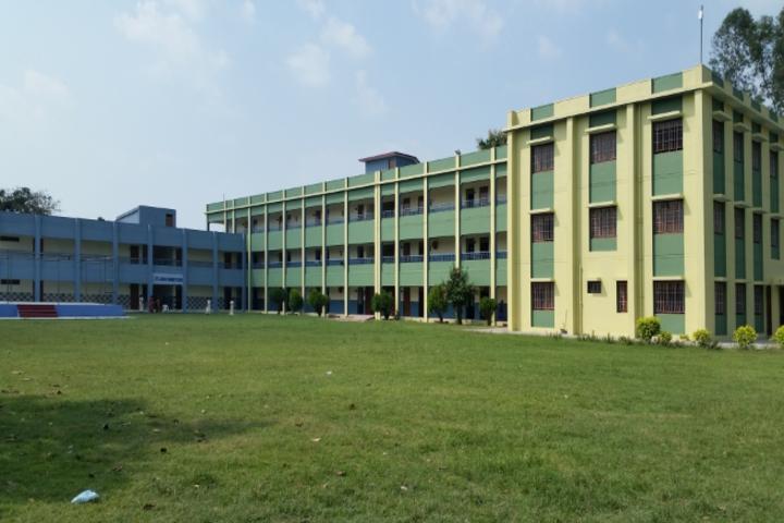 St John Vianney School-Campus