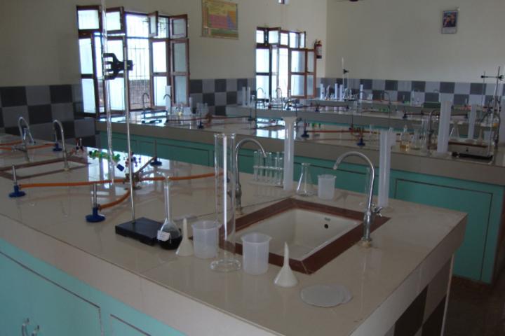 St John Vianney School-Chemistry Lab