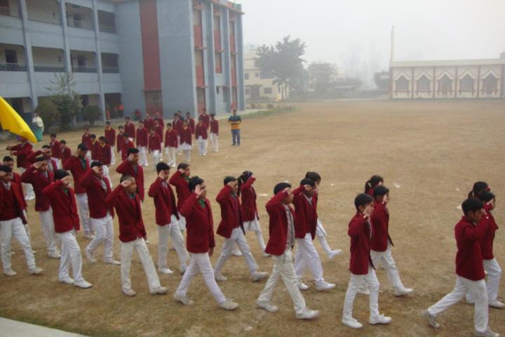 St John Vianney School-Independence Day