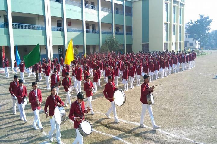 St John Vianney School-Sports day