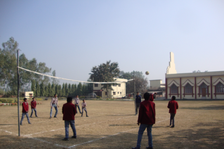 St John Vianney School-Sports