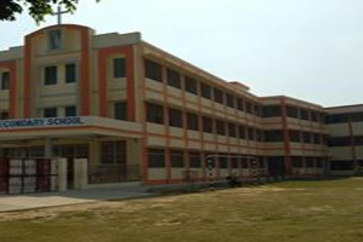 St Johns School-Campus