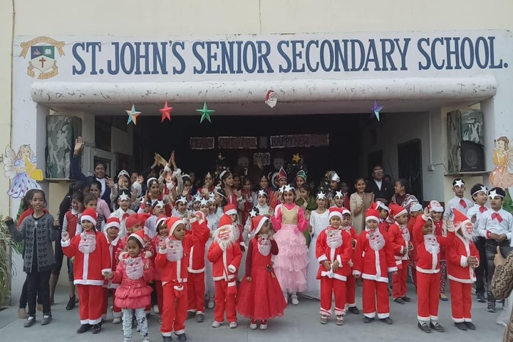 St Johns School-Christmas Celebrations