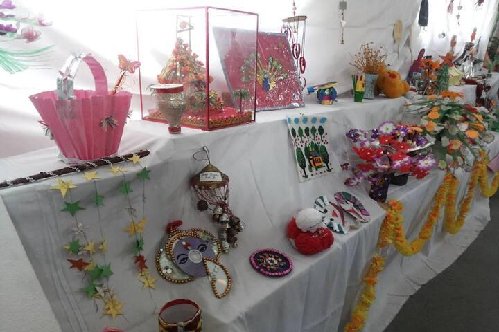 St Johns School-Art Exhibition